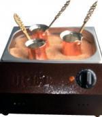 Аппарат для приготовления кофе на песке Uret KMK